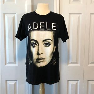 Tops - Adele North America tour 2016 T-shirt